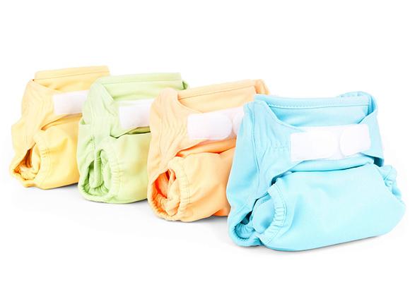使用済みオムツの防臭対策