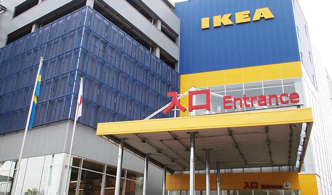 IKEA立川に行ってみた