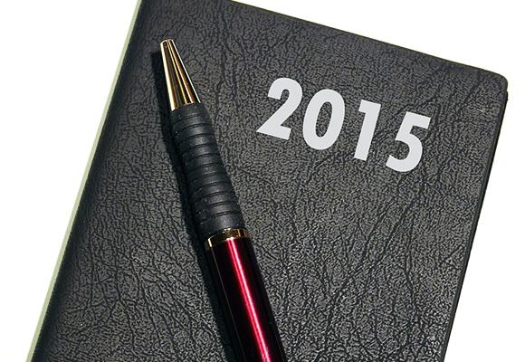 2015年の目標