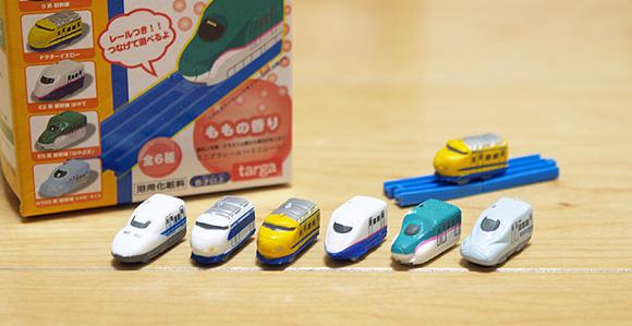 入浴剤「プラレール・新幹線大好き」