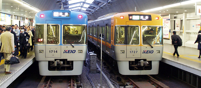 井の頭線吉祥寺駅