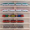 プラレールの収納棚を簡単DIY! レクポストでプラレール車両の収納にピッタリな飾り棚を自作する